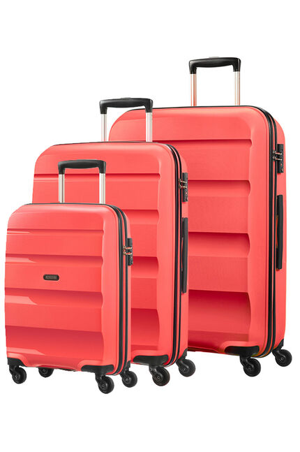 Bon Air 3 PC Set A Bright Coral