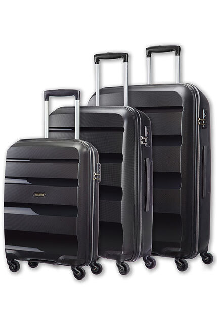 Bon Air 3 PC Set A Nero