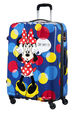 Hypertwist Trolley (4 ruote) 75cm Oh My Minnie