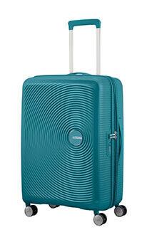 e44d3297bb American Tourister Soundbox Spinner Expandable 67cm Jade Green
