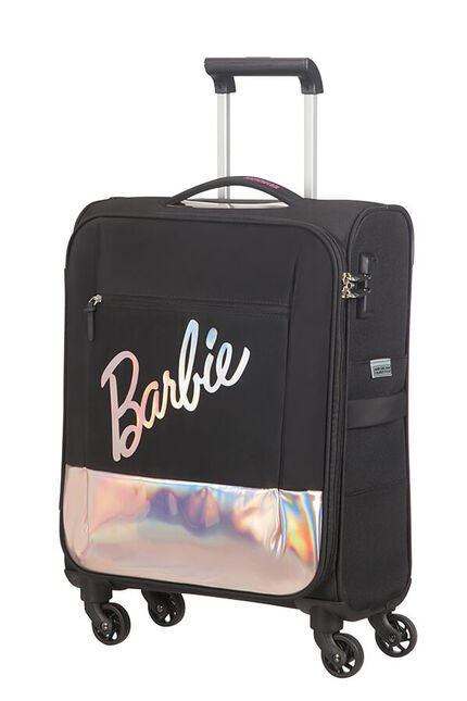 Modern Glow Barbie Trolley (4 ruote) 55cm