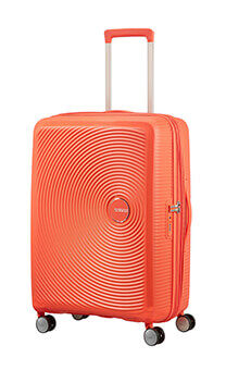 3fea575dfe American Tourister Soundbox Spinner 67cm Spicy Peach