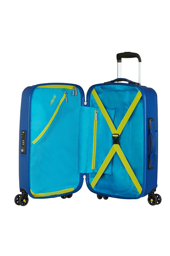 valigia spinner 66 air force 1 american tourister